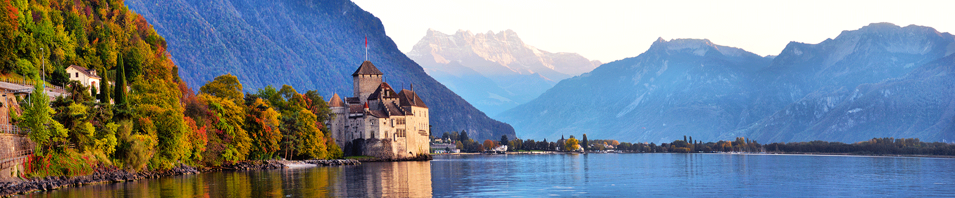 Castle Chillon
