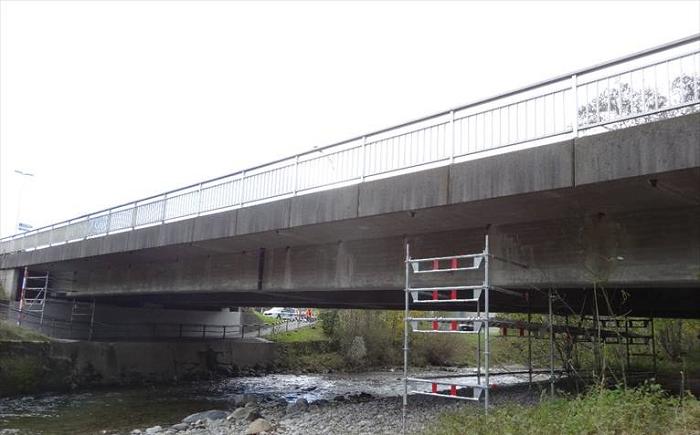 Sinterbrücke