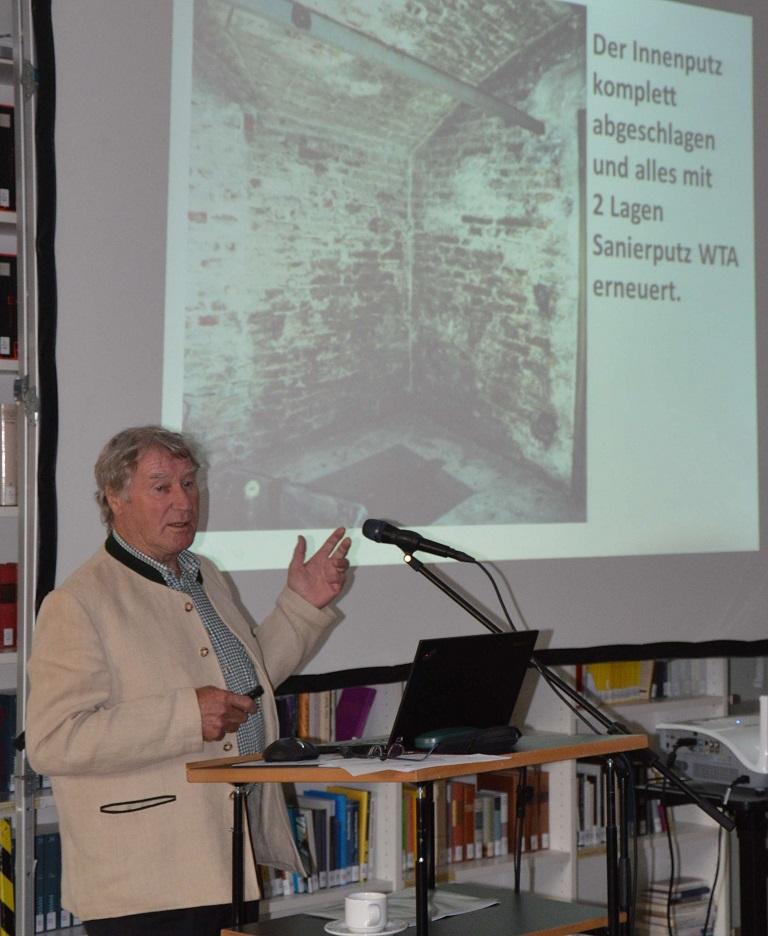 Vortrag Eddi Bromm