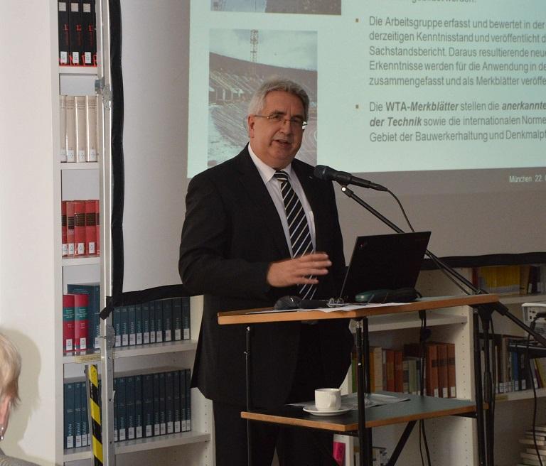 Vortrag H.-P. Leimer
